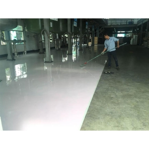 Self-leveling floor paint Song Than II