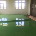 Epoxy paint works Shingmark hospital