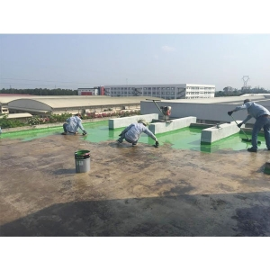 PU waterproof paint Tan Huong Industrial Park Terrace